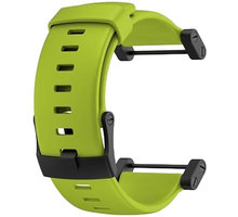 Suunto Core Crush Rubber Strap, lime - 822024