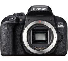 Canon EOS 800D tělo - 1895C001 + 50GB prostoru v úložišti Canon Irista ZDARMA