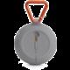 JBL Clip 2, šedá