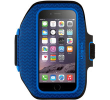 Belkin Sport Fit Plus Armband pouzdro pro iPhone 6/6s, blueprint/marina - F8W632btC00