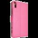 FIXED flipové pouzdro pro Lenovo Vibe Shot, růžová