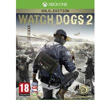 Watch Dogs 2 - GOLD Edition (Xbox ONE)