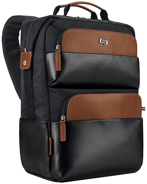 "Solo East Hampton Backpack 15,6"", černá"
