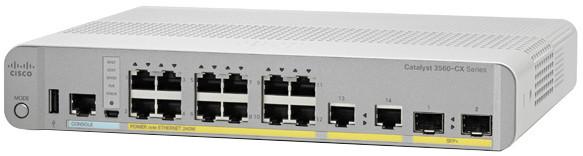 Cisco Catalyst C3560CX-8PT-S