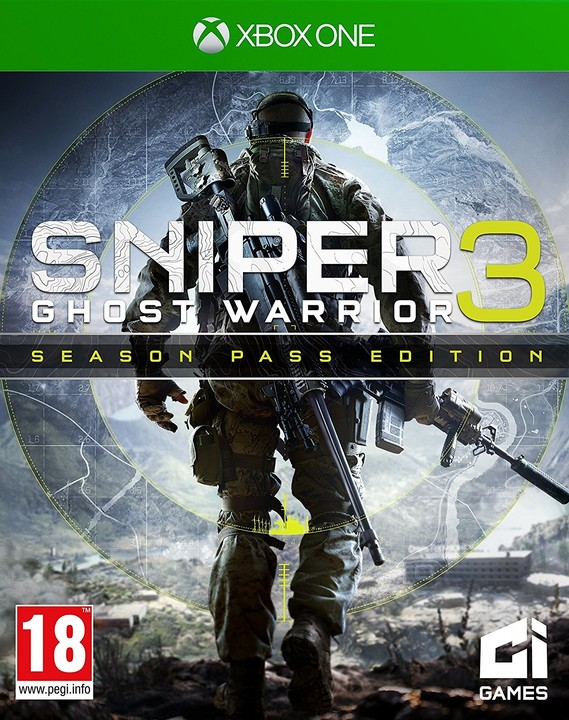 Sniper: Ghost Warrior 3 - Stealth Edition (Xbox ONE)