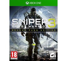Sniper: Ghost Warrior 3 - Stealth Edition (Xbox ONE) - 5902543491329