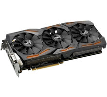 ASUS GeForce GTX 1060 ROG STRIX-GTX1060-O6G-GAMING, 6GB GDDR5 - 90YV09Q0-M0NA00 + Kupon na hru ROCKET LEAGUE, platnost od 30.5.2017 - 31.7.2017