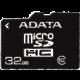 ADATA Micro SDHC 32GB Class 10