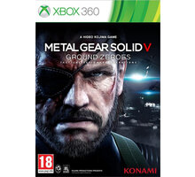 Metal Gear Solid: Ground Zeroes - X360 - 4012927038871