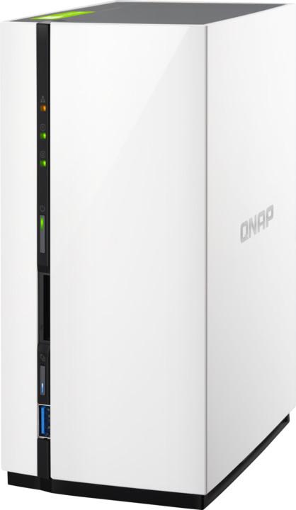 QNAP TS-228 4TB (2x 4TB)