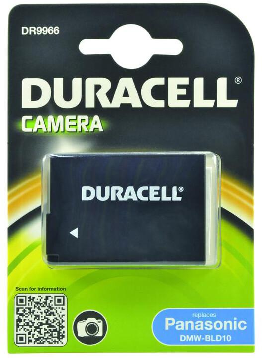 Duracell baterie alternativní pro Panasonic DMW-BLD10E