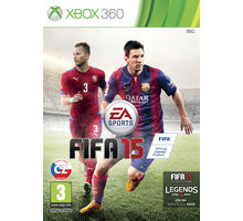 FIFA 15 - X360 - 5030941112376