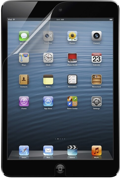 Belkin ochranná fólie ScreenGuard pro iPad mini, čirá