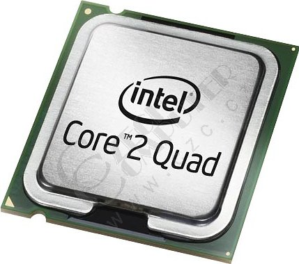 Intel Core 2 Quad Q6600 2,40GHz 8MB 1066MHz 775pin BOX