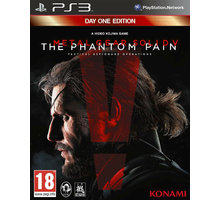 Metal Gear Solid V: The Phantom Pain - PS3 - 4012927058398