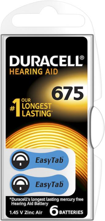 Duracell Hearing Aid - DA675 Duralock