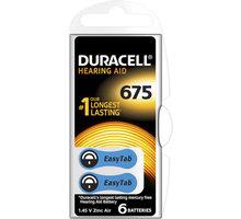 Duracell Hearing Aid - DA675 Duralock - 10PP100029