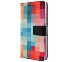 FIXED Opus pouzdro typu kniha pro Huawei P9 Lite, motiv Dice - FIXOP-083-DI