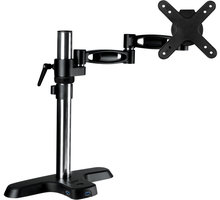 """Arctic stolní držák Z1 Pro pro LCD do 32"""", USB 3.0 HUB, černá - ORAEQ-MA011EU-GBA01"""