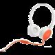 HP Stereo Headset H2800, oranžová