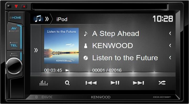 Kenwood DDX-4016BT