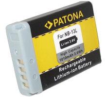 Patona baterie pro Canon, NB-13L 1010mAh - PT1241