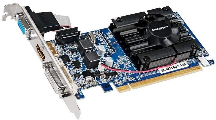 GIGABYTE 210 Experience 1GB