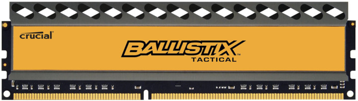 Crucial 8GB DDR3 1600 Ballistix Tactical