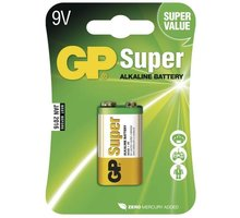 GP Super Value, alkalická 6LP3146 9V, 1ks - 1013511000