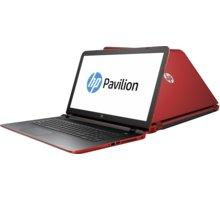 HP Pavilion 17 (17-g108nc), červená - P4F90EA