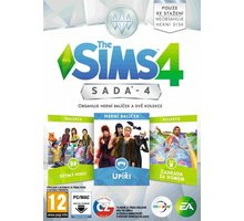 The Sims 4: Bundle Pack 4 (PC) - PC - 5030943121857