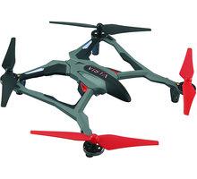 Dromida kvadrokoptéra Vista UAV Quad, červená - DIDE03RR