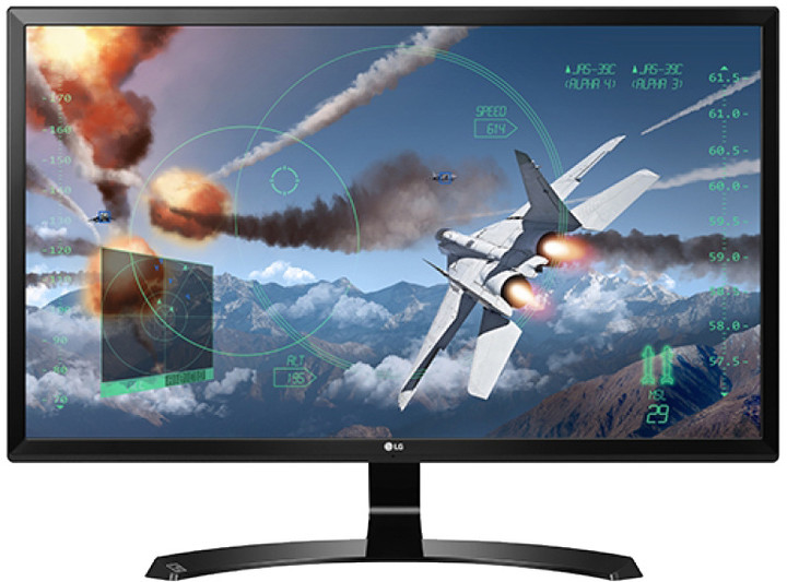 """LG 24UD58-B - LED monitor 24"""""""