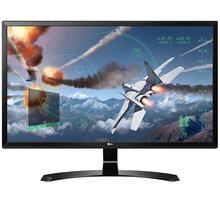 """LG 24UD58-B - LED monitor 24"""" - 24UD58-B.AEU + Sluchátka SONY MDR-ZX110 zdarma k LG"""