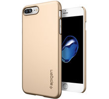 Spigen Thin Fit pro iPhone 7+, champagne gold - 043CS20734