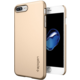 Spigen Thin Fit pro iPhone 7+, champagne gold