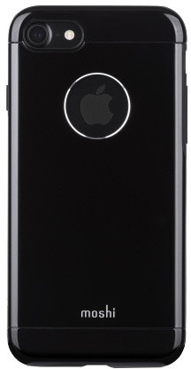 Moshi iGlaze Amour Apple iPhone 7, jet black