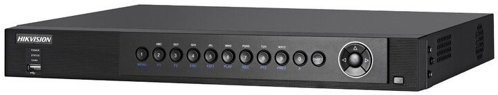 Hikvision DS-7208HUHI-F1/S, 8+2 kamery, HD-TVI, Analog, AHD, IP