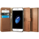 Spigen Wallet S pro iPhone 7, brown