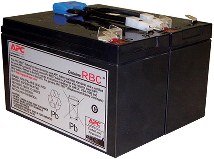 APC výměnná bateriová sada RBC142