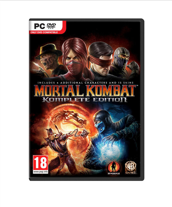 Mortal Kombat 9: Complete Edition - PC