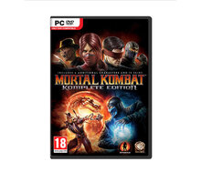 Mortal Kombat 9: Complete Edition - PC - PC - 5051892083409