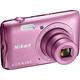 Nikon Coolpix A300, růžová