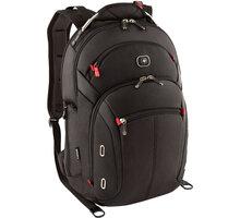 "WENGER GIGABYTE - 15"" batoh na Macbook Pro a iPad, černý - 600627"