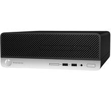 HP ProDesk 400 G4 SFF, černá - 1EY30EA