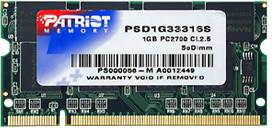 Patriot Signature 1GB DDR 333 SO-DIMM