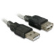 DeLock adaptér USB 2.0->COM DB9