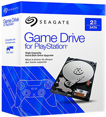 Seagate PS4 2TB HDD upgrade kit