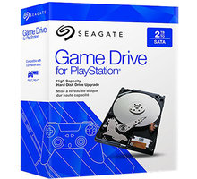 Seagate Game Drive pro Playstation 3/4 SSHD - 2TB - STBD2000103