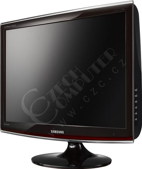 Samsung SyncMaster T220 - LCD monitor 22""